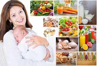 Безглютеновая диета кормящей маме